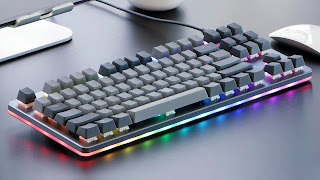 keyboard gaming mechanical terbaik
