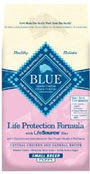 Picture of Blue Buffalo Blue for Puppies Small Breed Chicken and Oatmeal Recipe Dry Food