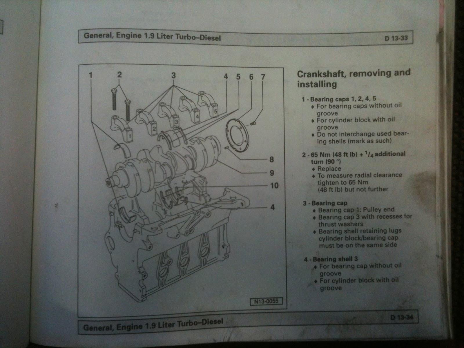 1 9 tdi engine diagram
