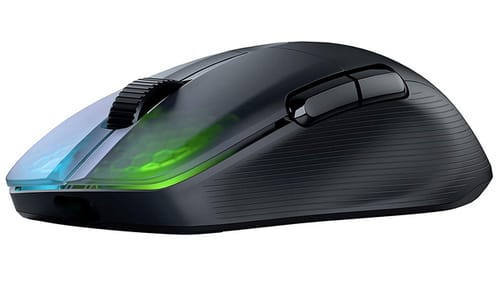 ROCCAT KONE Pro Air Ergonomic Optical Wireless Mouse