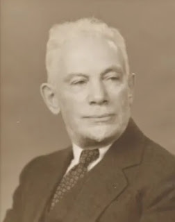 J. Isfred Isidore Hofbauer Portrait