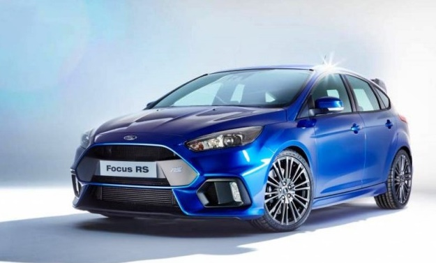 2017 Ford Focus RS Price Release Date Specs Redesign 0 60