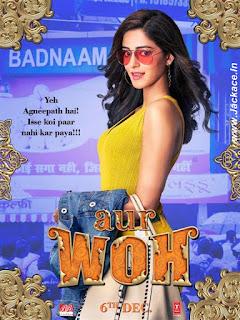 Pati Patni Aur Woh First Look Poster 3