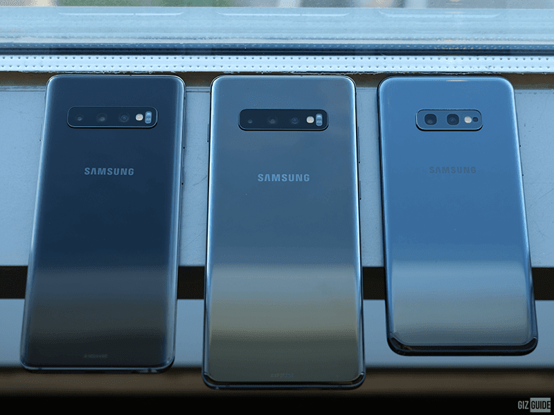 10 best highlights of the Samsung Galaxy S10 and S10+