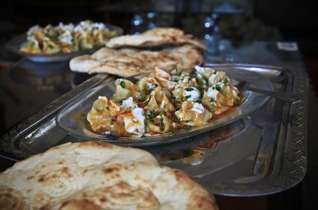 lebanese food dish
