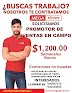 Mega  Shoes - Promotor de ventas en campo - Toluca, Méx.