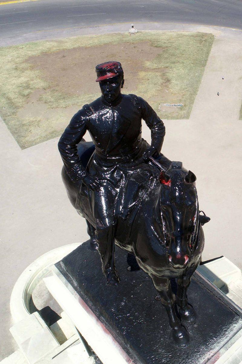 Quién fue el general Manuel Baquedano y cuál es la historia de su monumento