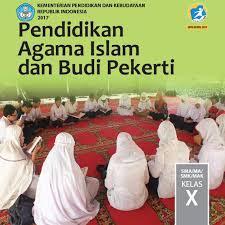 Download Buku Paket Pendidikan Agama Islam dan Budi Pekerti SMK Kelas 10 Kurikulum 2013 PDF