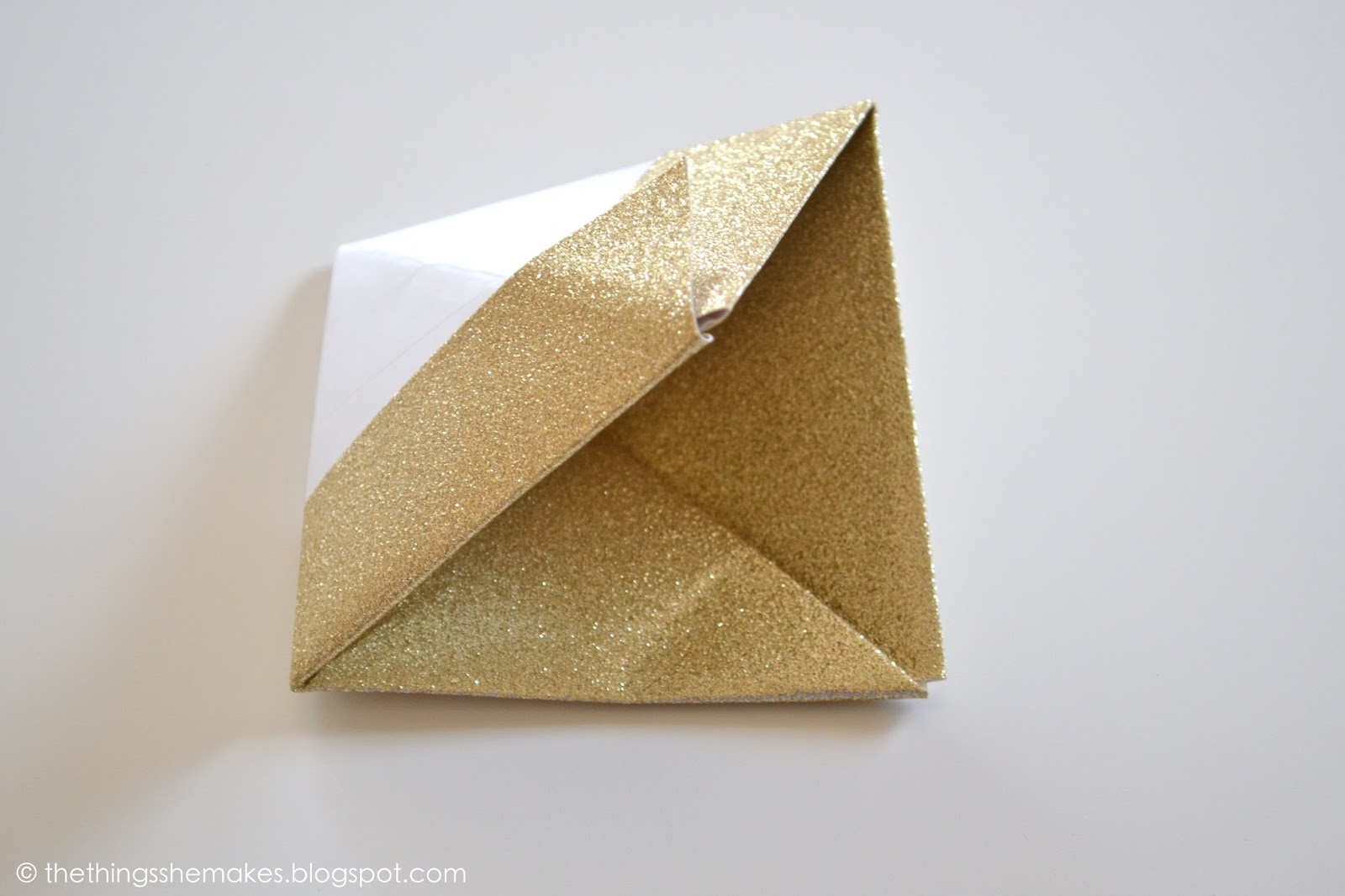How to make an origami boat accessory the things she makes jeuxipadfo Image collections