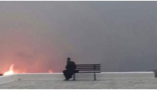 Συγκλονιστική επώνυμη μαρτυρία: Είδαν τον Άγιο Παΐσιο την ημέρα της μεγάλης πυρκαγιάς στο Μάτι