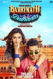 Watch Badrinath Ki Dulhania Online Free 2017 Putlocker