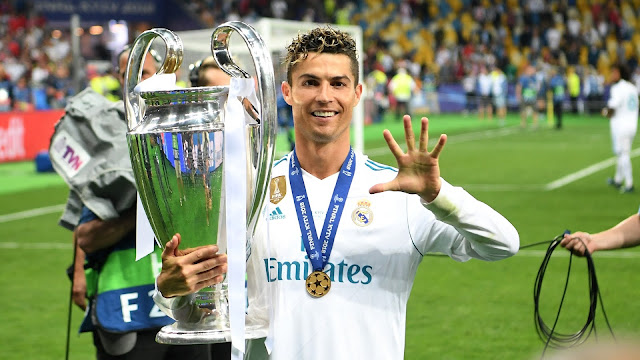 Have a Treasure of USD 120 Million, Peek a Series of Sources of Wealth Cristiano Ronaldo