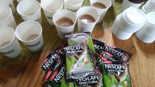 www.annisaputri.com | Nescafe Grend Blend Gathering 2
