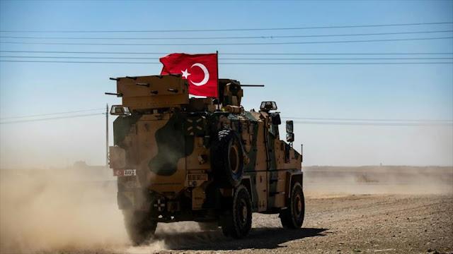 """""""Turquía retira los terroristas de Siria y los envía a Libia"""""""