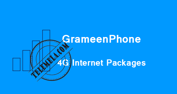 Grameenphone 4G Internet Packages