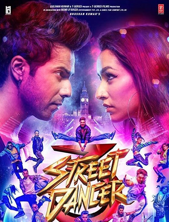WATCH Street Dancer 3D 2020 ONLINE freezone-pelisonline