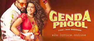 GENDA PHOOL LYRICS - TRANSLATION - BADSHAH