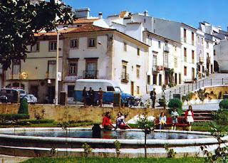 OLD PHOTOS / Parque Gonçalo Eanes Abreu (Fotografias Antigas), Castelo de Vide, Portugal