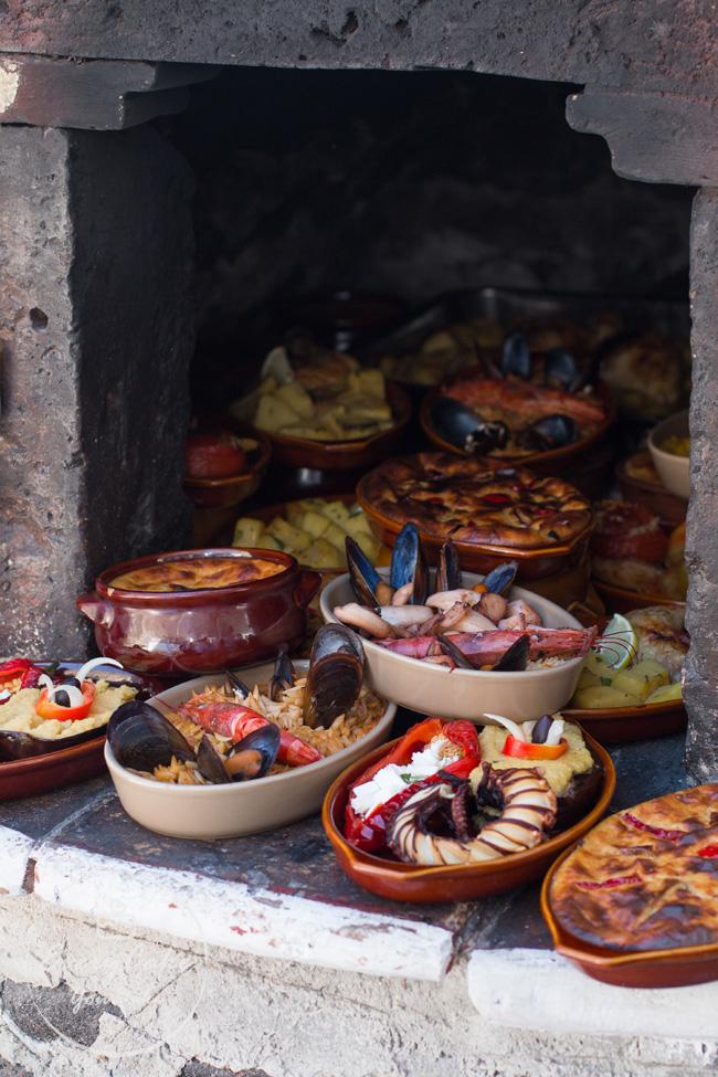 Santorini - kuchnia grecka w pigułce - co zjeść i wypić