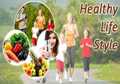 The steps to live a healthy life with a balanced and easy lifestyle, this way you can try with your family and get the healthy benefits - life insurance
