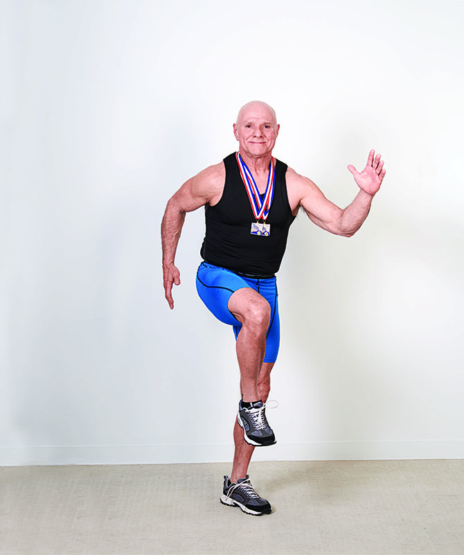 The New Age of Fitness: Timothy Jenkins