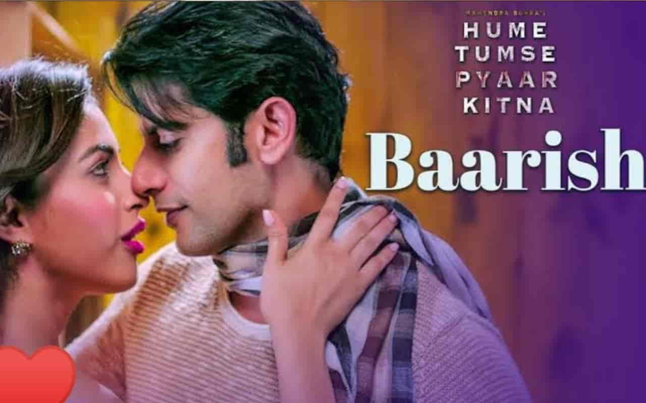 Baarish Hindi Song Lyrics Jubin Nautiyal