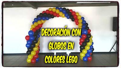 decoracion-con-globos-de-colores-lego-recreacionistas-medellin-1