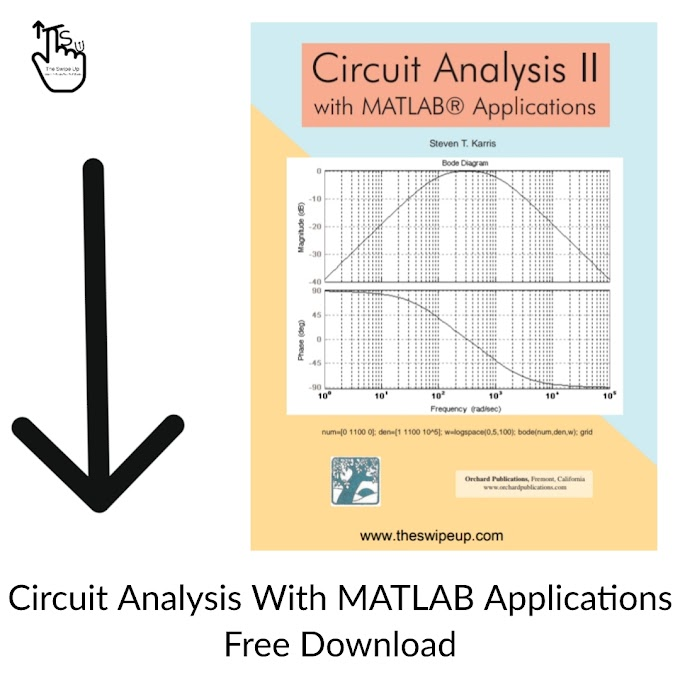 Circuit Analysis II with MATLAB Applications, Free DOwnload eBook