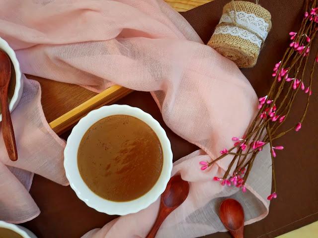Natillas de café (en Monsieur Cuisine) Thermomix Postre fresquito, tradicional, verano, casero, coffee, sin horno, rápido, sencillo Cuca