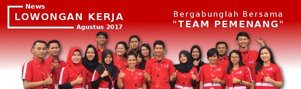 Lowongan Kerja Tangerang, Lowongan Kerja Agustus 2017, Lowongan Kerja Terbaru, Lowongan Kerja Tangerang Selatan