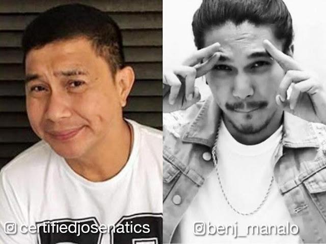 LOOK: Meet Jose Manalo's son and 'Rak of Aegis' star Benj Manalo!