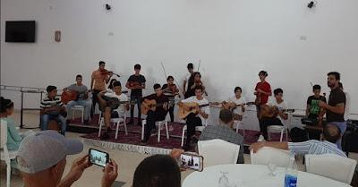 مدرسة عمر بن عبد العزيز بقلعة السراغنة  تحتفي بمتقاعديها