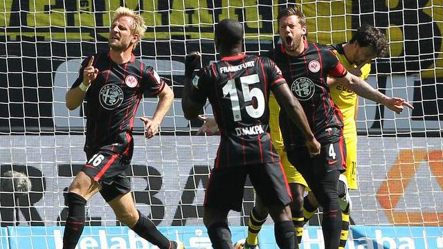 [Video] Cuplikan Gol Frankfurt 1-0 Dortmund (Liga Jerman)