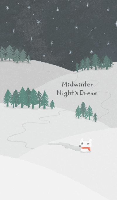 Hey Bu!-Midwinter Night's Dream