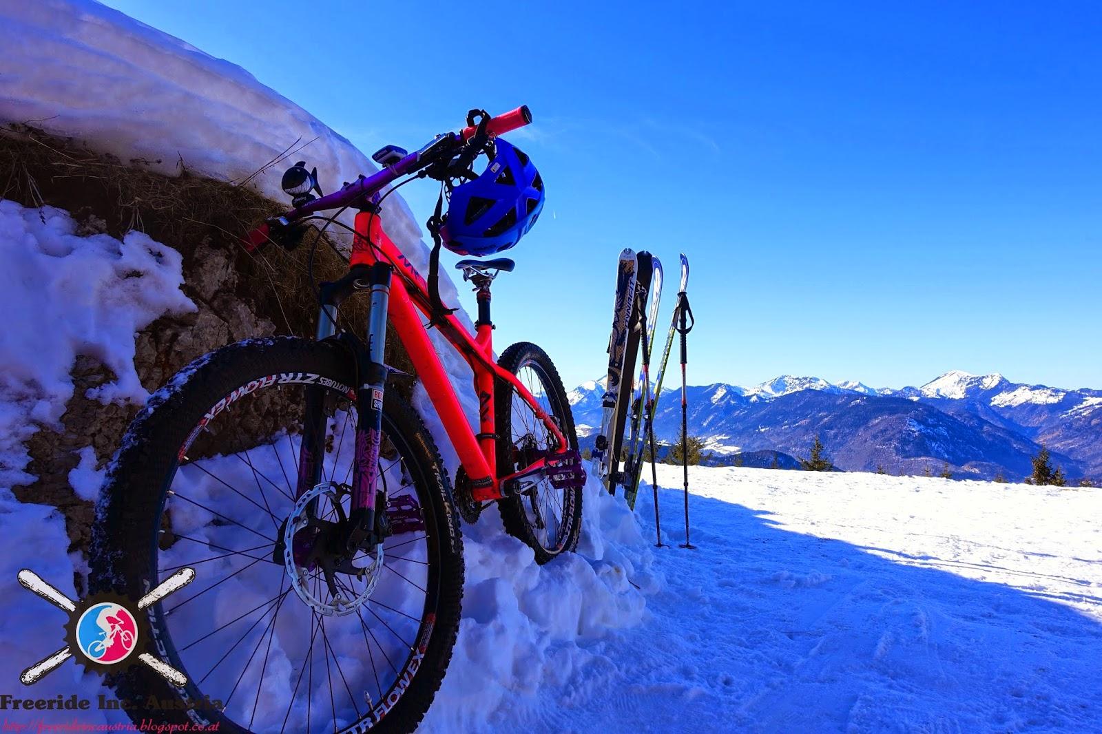 Biken im Winter Tipps und Tricks