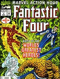 Marvel Action Hour, featuring the Fantastic Four