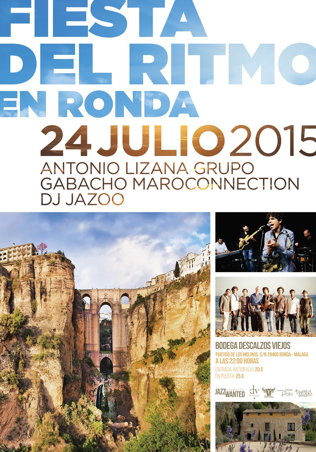 2ª FLAMENCO JAZZ EN RONDA