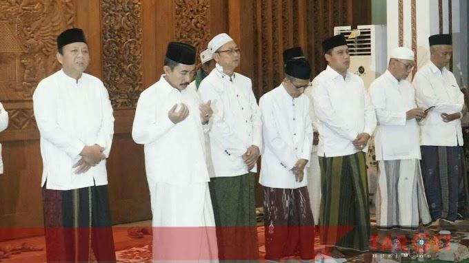 Hadiri Istighosah, Bupati Haryanto Singgung Soal Papua