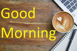 good morning coffee love cup
