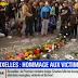 Bruxelles: les hommages
