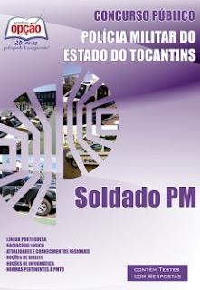 Apostila PM do Tocantins CFSd 2017