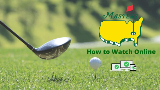 Masters 2020 Golf Tournament Live Stream