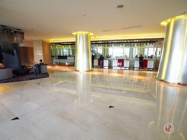Hotel Reception 印尼雅加達鉑爾曼酒店 - Pullman Jakarta Indonesia Thamrin CBD