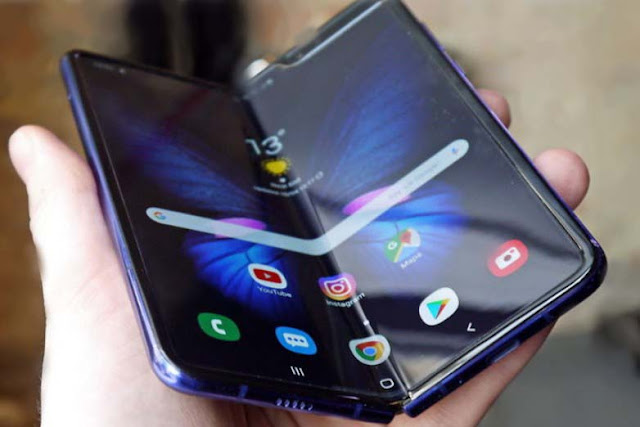 Launch of galaxy fold has been cancelled