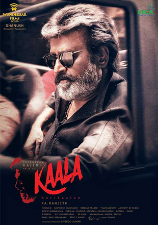 Kaala 2018 Hindi Dubbed Movie Download HDRip 720p Dual Audio ESub UNCUT