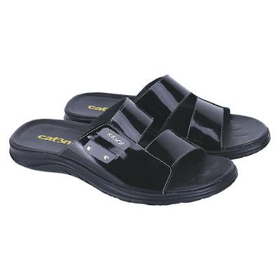 Sandal Kulit Pria Catenzo KN 076
