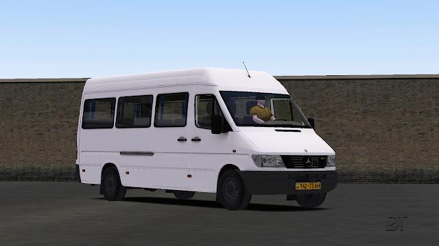 OMSI 2 - Mercedes-Benz Sprinter