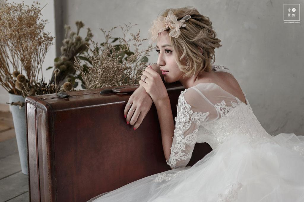 婚紗攝影, 新秘BETTY愛玩美, 小葉影像, 日光寫真攝影棚,
