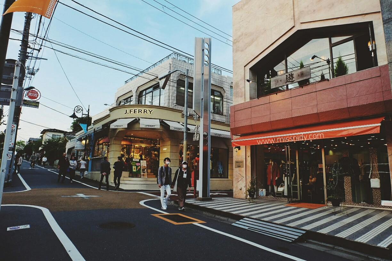 foto di tempat instagramable di tokyo