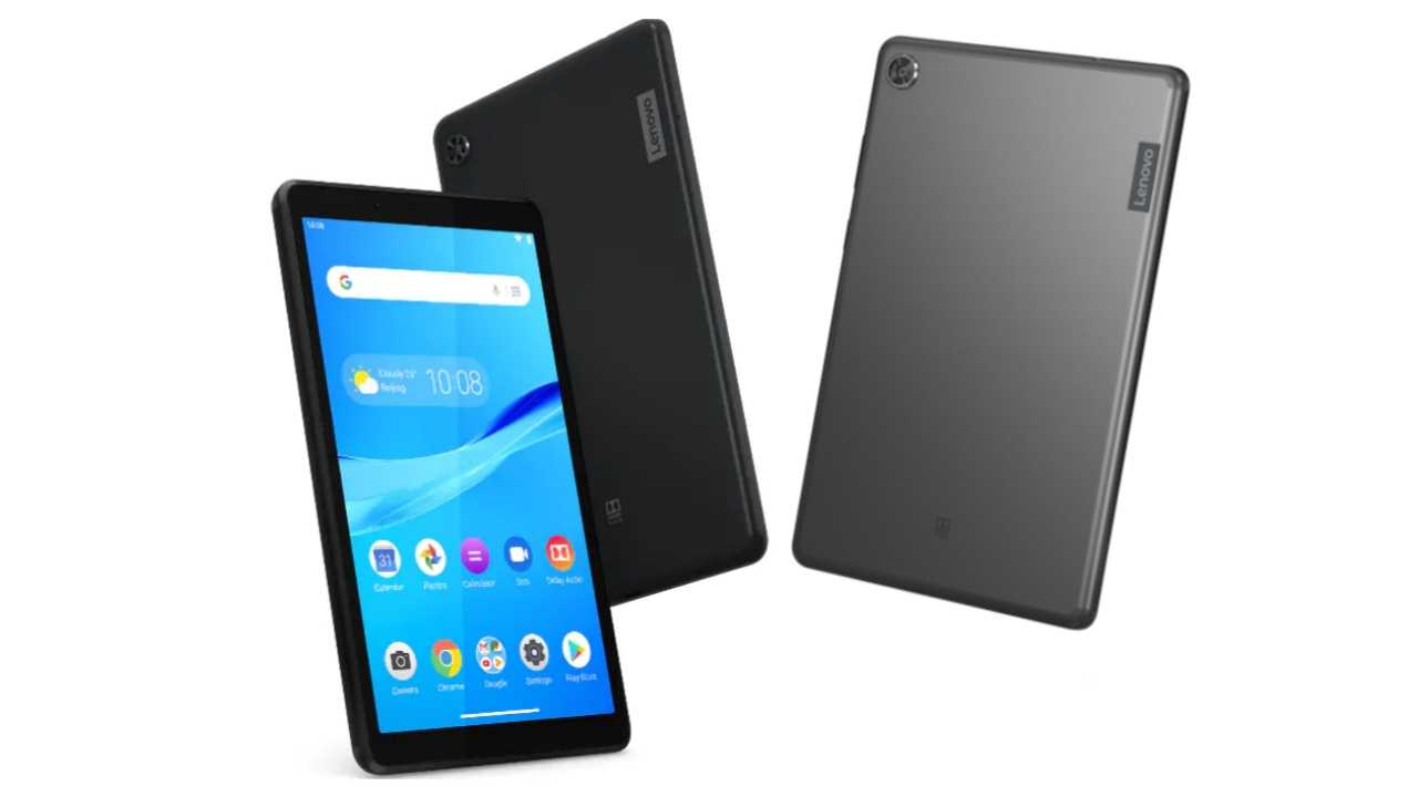 Lenovo Launches Two Budget Tablets Lenovo Tab M8, Lenovo Tab M7, Know Price And Specification